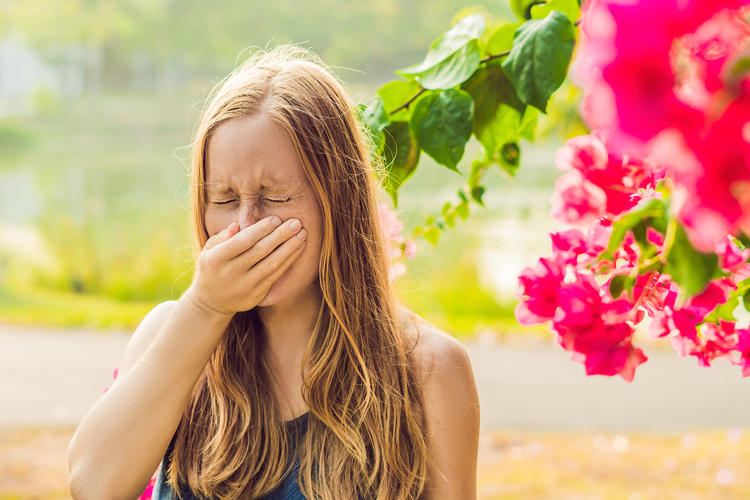 Surviving Springtime Allergies